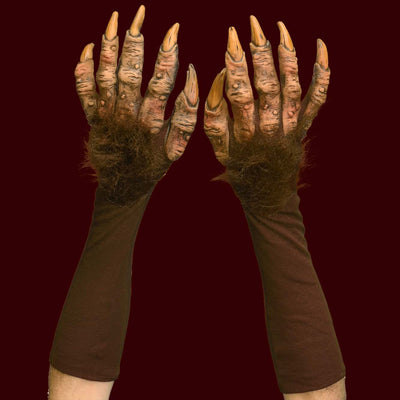 Costume monster gloves