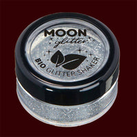 silver biodegradable fine cosmetic glitter