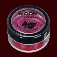 dark rose  biodegradable fine cosmetic glitter