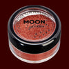 Copper bronze fine makeup glitter
