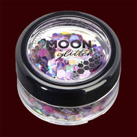 Fairytale mixed color chunky cosmetic glitter