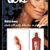 3D Glam Gore Transfer Kit - Stitches