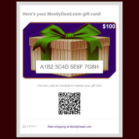 Gift Certificate sample image
