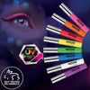 Neon UV black light eyeliner