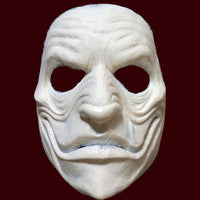 Foam latex appliance mask scary clown costume