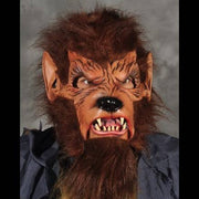 wolfman pull-over halloween mask