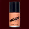 Orange Pastel Neon UV Nail Polish