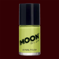 Yellow Pastel Neon UV Nail Polish