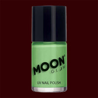 Green Pastel Neon UV Nail Polish