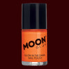 Orange glow in the dark nail polish