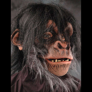 Monkey Chimp latex Halloween costume mask