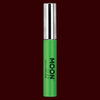 Green neon UV black light eyeliner