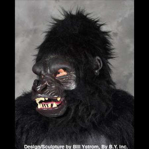 Large Gorilla Costume Mask