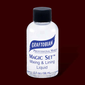 Magic Set Mixing  and Lining Liquid 2oz
