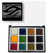 SFX Alcohol activated makeup palette by European Body Art