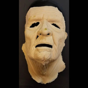 Second quality old age prosthetic mask