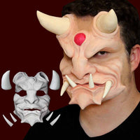 Oni Japanese Demon prosthetic mask