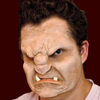 Orc troll SFX makeup mask appliance