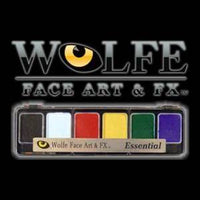 Wolfe FX primary color makeup