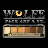 skin tone face paint