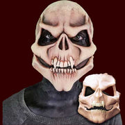 vampire skull full face halloween latex mask