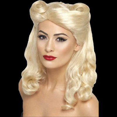Pin Up Blonde