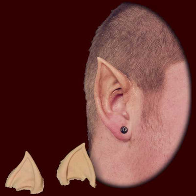 pointed ear tips halloween elf appliance