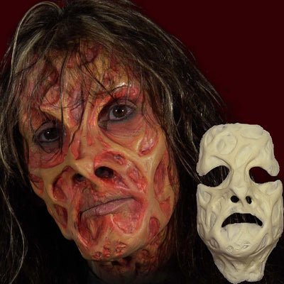 Injury Makeup FX and appliances | MostlyDead com