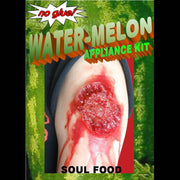 Water-Melon zombie bite wound appliance
