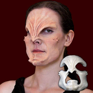 Costume foam latex mask