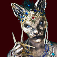 Sphynx Cat by Infected FX
