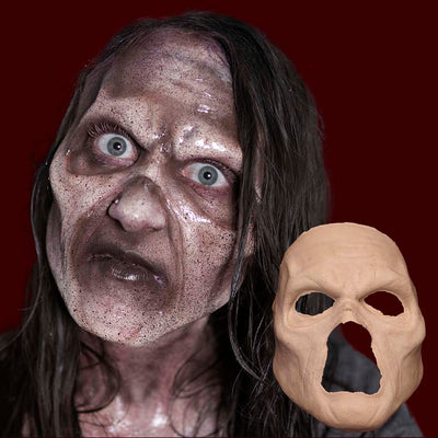 Thriller zombie prosthetic mask
