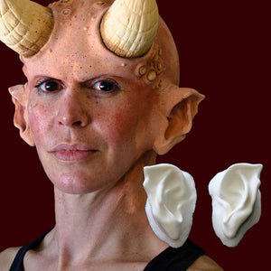Vakmero demon creature costume ears