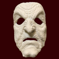 Witch foam latex costume prosthetic mask