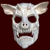 Woodland spirit devil swine prosthetic mask