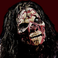 professional makeup FX zombie face skull mask