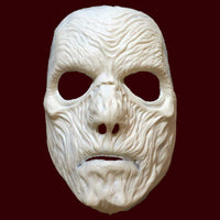 foam latex prosthetic appliance zombie mask
