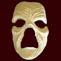 foam latex appliance zombie mask