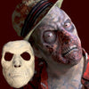 Walking dead zombie prosthetic FX mask
