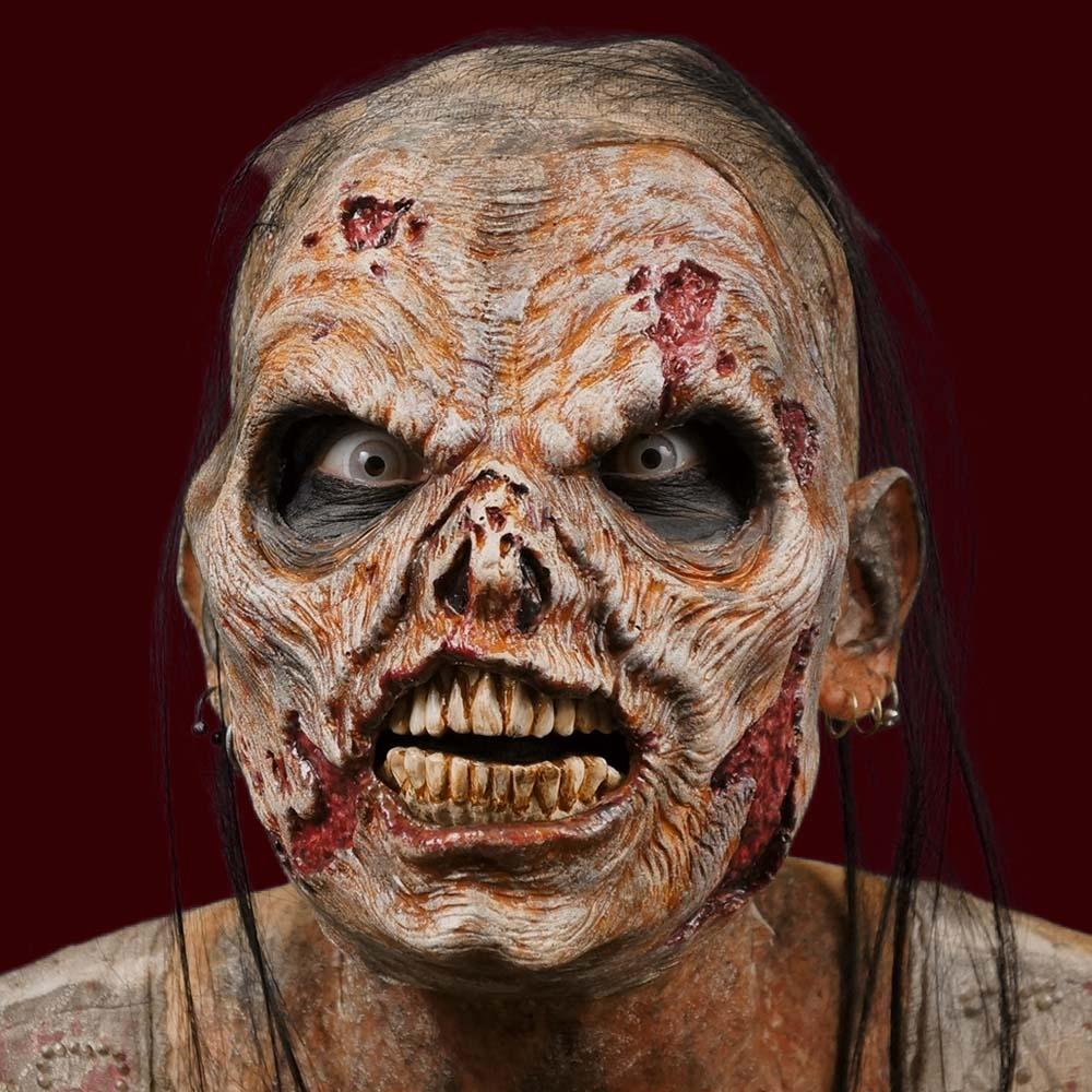 Rip-Off: Skull with Zombie skin | MostlyDead.com