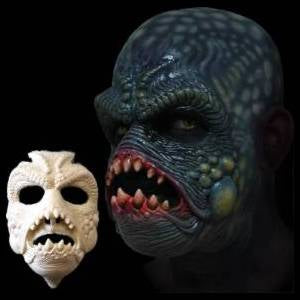 cfx gillman alien mask fish