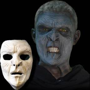 lucius cfx makeup prosthetic mask