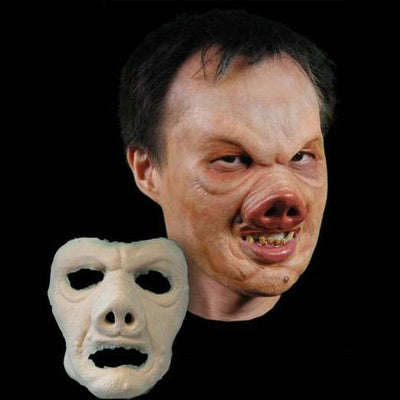 pervis pig halloween mask