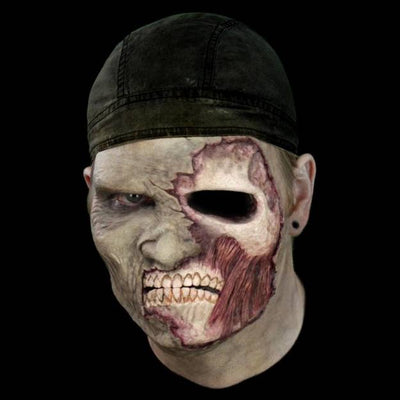 zombie makeup foam mask appliance