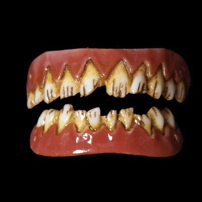 Fangs, Teeth and Claws | MostlyDead com