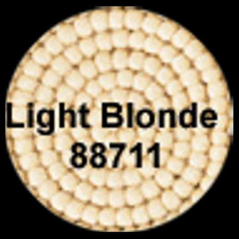 Light Blonde Crepe Hair