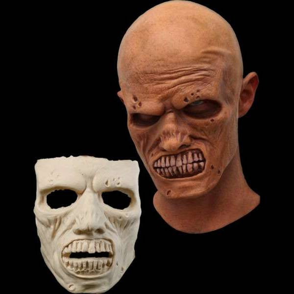 mummy halloween latex mask by cfx
