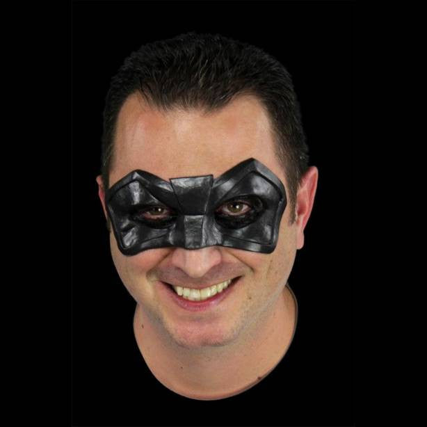 sidekick comic book superhero mask