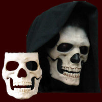 skull full face appliance halloween mask