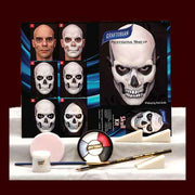 skull graftobian halloween makeup kit